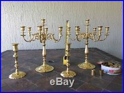 Baldwin Brass Candelabras (2 available)