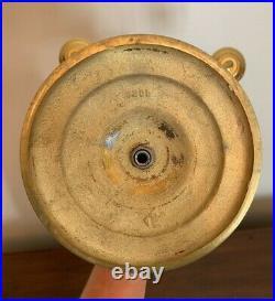 Brass Candelabra by Virginia Metalcrafters, Williamsburg Style