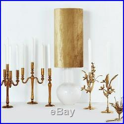 Pols Potten Brass Candle Holder Bouquet